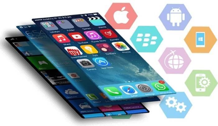 Mobile App Design- State Tech